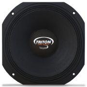 Woofer 10 Polegadas Triton 400w Rms PRO 10-XRL800 8 Ohms 16 Ohms Bobina Simples Full Range 800w Pico Peça