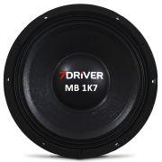 Woofer 12 Polegadas 7 Driver 850 Rms 12-MB1K7 1700w Pico
