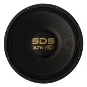 Woofer 15 Polegadas Eros 1350 Rms SDS 2.7K 2700w Pico