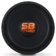 Woofer 15 Polegadas Triton 1450 Rms SB-151450 2900w Pico