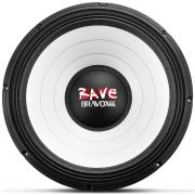 Woofer Bravox 18 1100 Rms Rave 4 Ohms