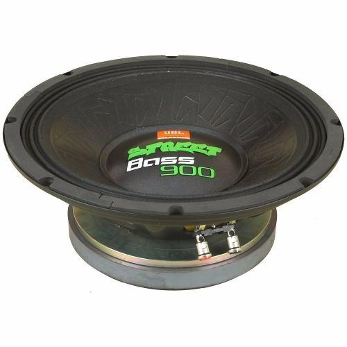 "Woofer Jbl Selenium Street Bass 900 15w4a 15"" 450 wrms 4 Ohms"