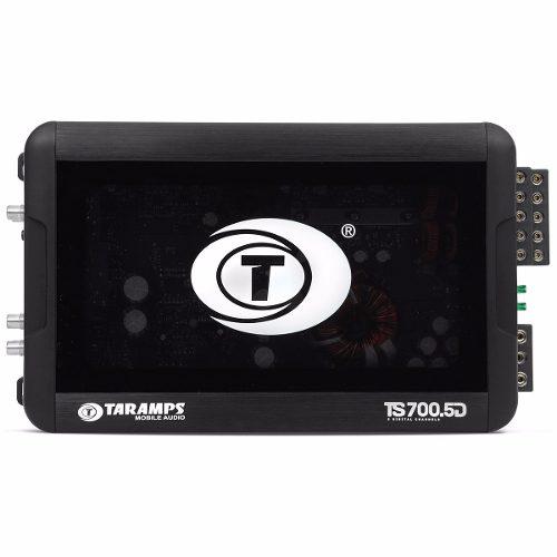 Modulo Amplificador Taramps 5 Canais Ts700.5d 700w Rms Digital