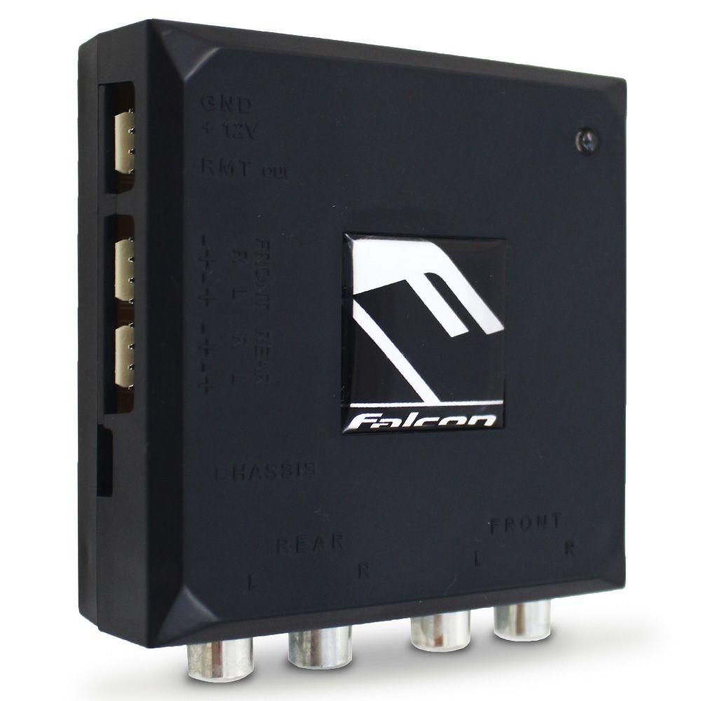 Adaptador Conversor Fio para Rca Falcon FC4X 4 Canais