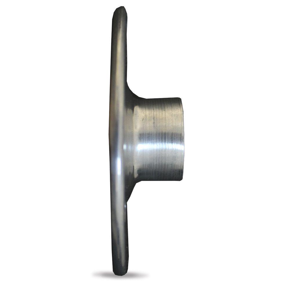 Adaptador Corneta Cone Jarrão Para Rosca Alumínio D250X