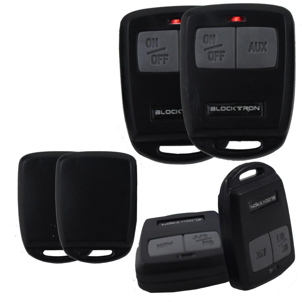 Alarme Automotivo Blocktron Comfort bloqueador veicular
