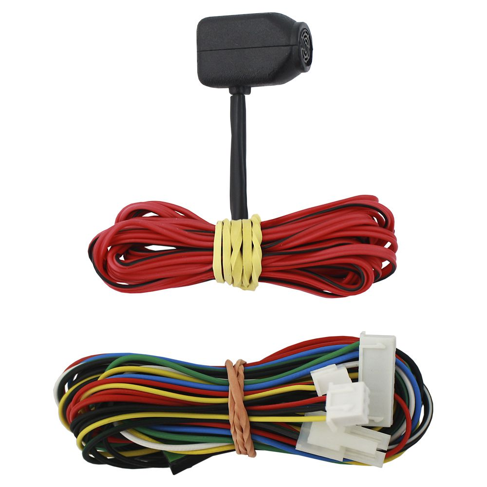 Alarme Automotivo Blocktron Keyless Universal Sensor Ultrassom Comando Controle Original