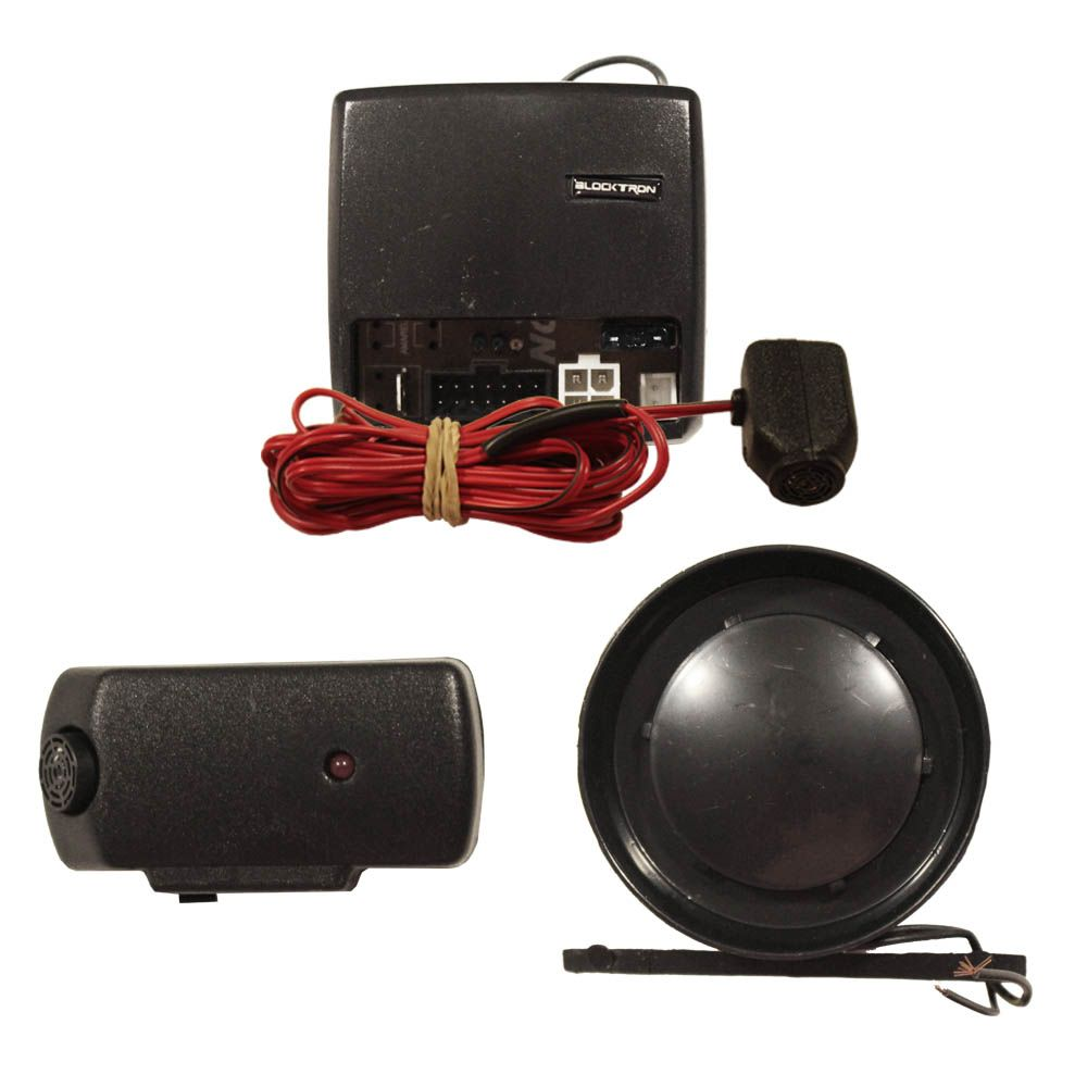 Alarme Automotivo Blocktron Universal Up Bloqueador carro