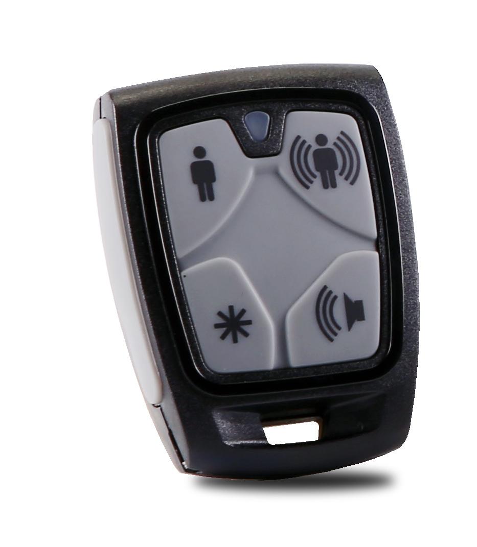 Alarme Automotivo Kostal Kapt-550 Keyless Controle Presença
