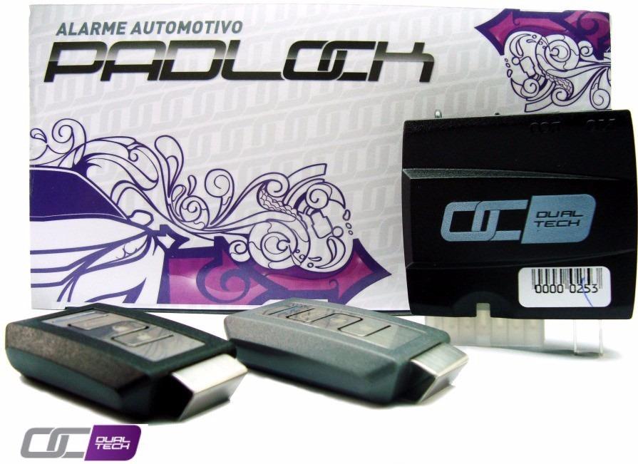 Alarme Automotivo Olimpus Br313 Dual Tech controle presença