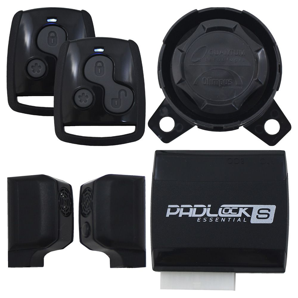 Alarme Automotivo Olimpus Easy S Bloqueador Veicular