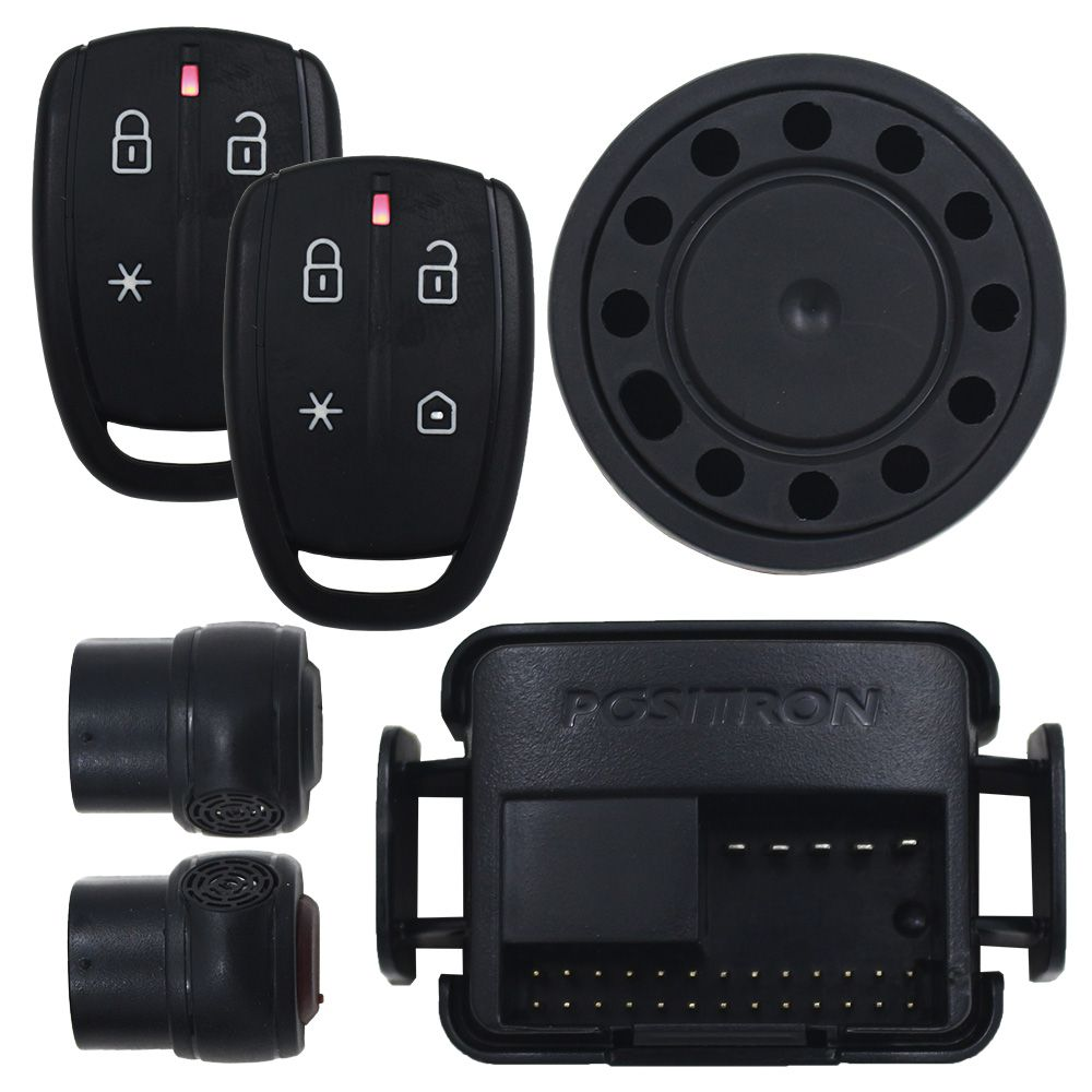 Alarme Automotivo Positron Cyber FX-360 Universal Carro