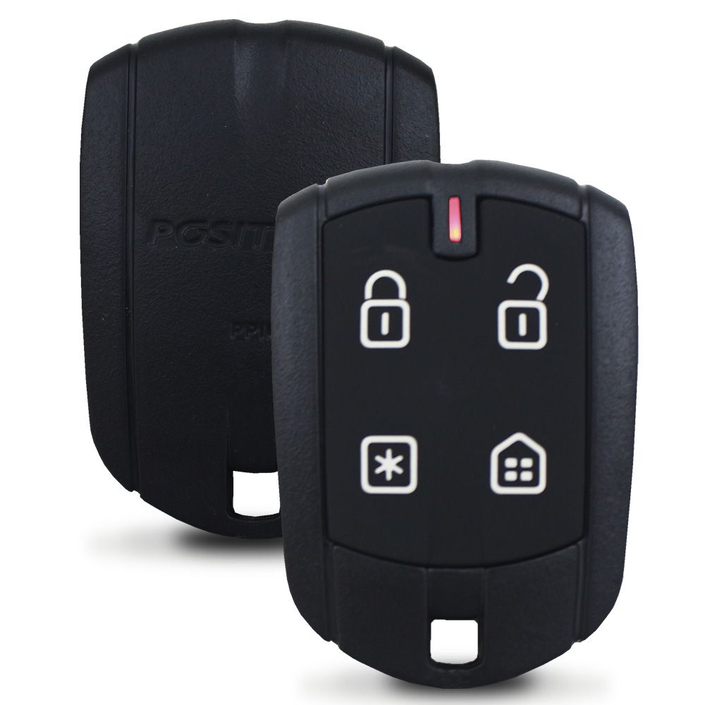 Alarme Automotivo Positron Exact EX-360 Bloqueador Carro