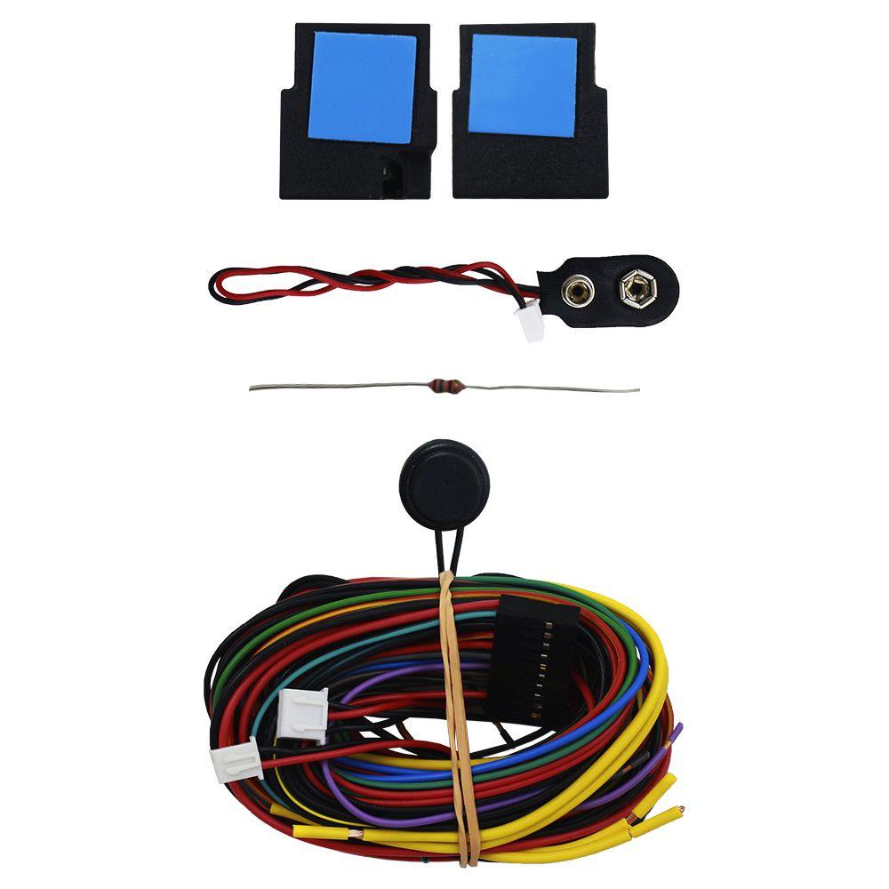 Alarme Automotivo Stetsom I-Move Universal Evolution Controle Presença Controle Remoto Sirene Dedicada Sensor Ultrassom