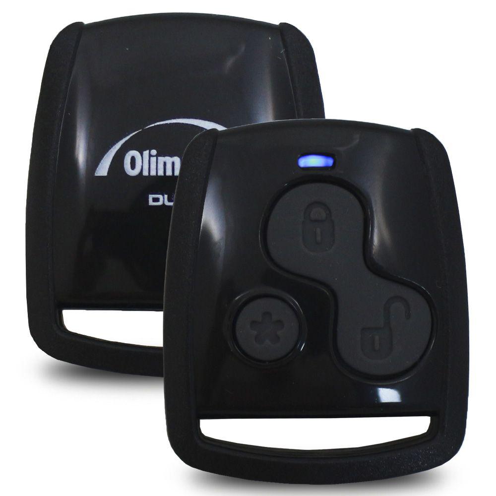 Alarme Moto Olimpus Moto-X S Universal Controle Presença Sirene Dedicada Sensor Inclinação Antiassalto