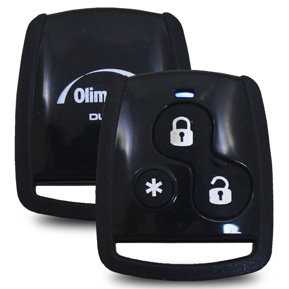 Alarme Moto Olimpus Moto-XS Universal Controle Presença Sirene Dedicada Acelerômetro Antiassalto