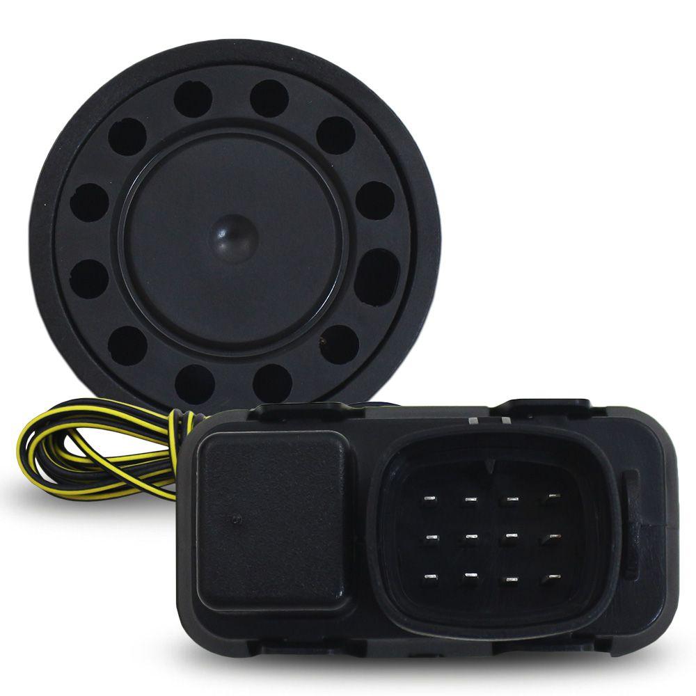 Alarme Moto Positron Duoblock Pro 350 G8 Universal Controle Presença Sirene Dedicada Sensor Movimento