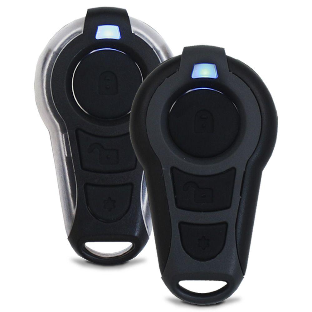 alarme moto universal controle presença com partida stetsom triplo i