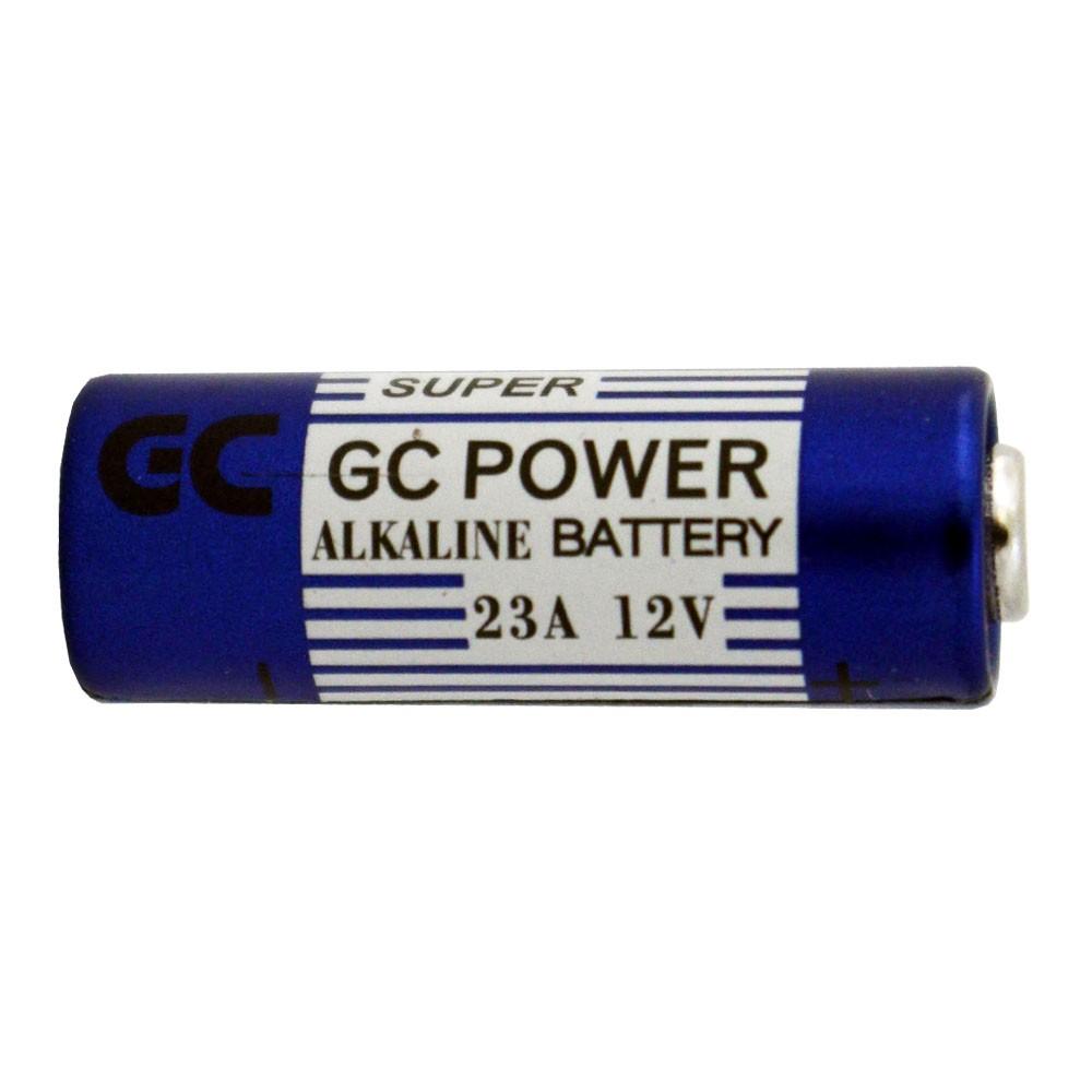 Bateria A23 12v Pilha Alarme Golden Cabo