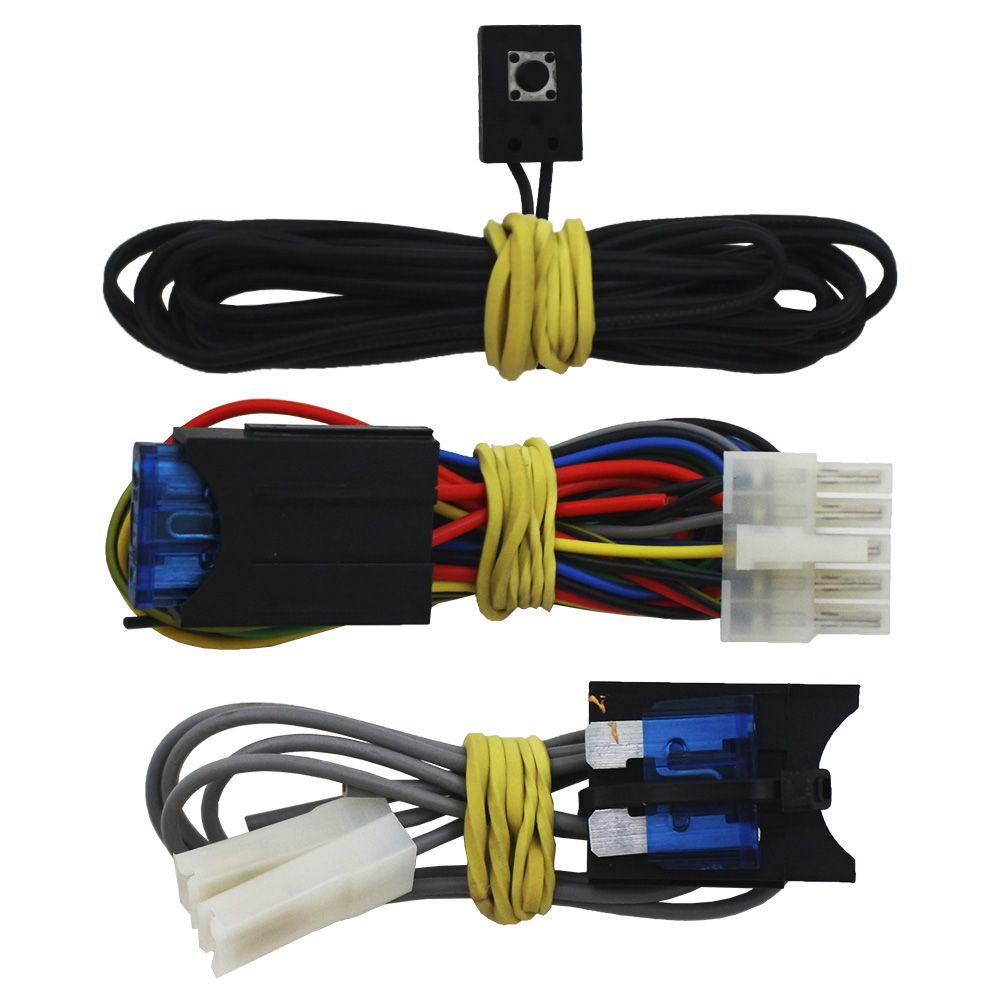 Bloqueador Automotivo Veicular Blocktron Completo Sirene