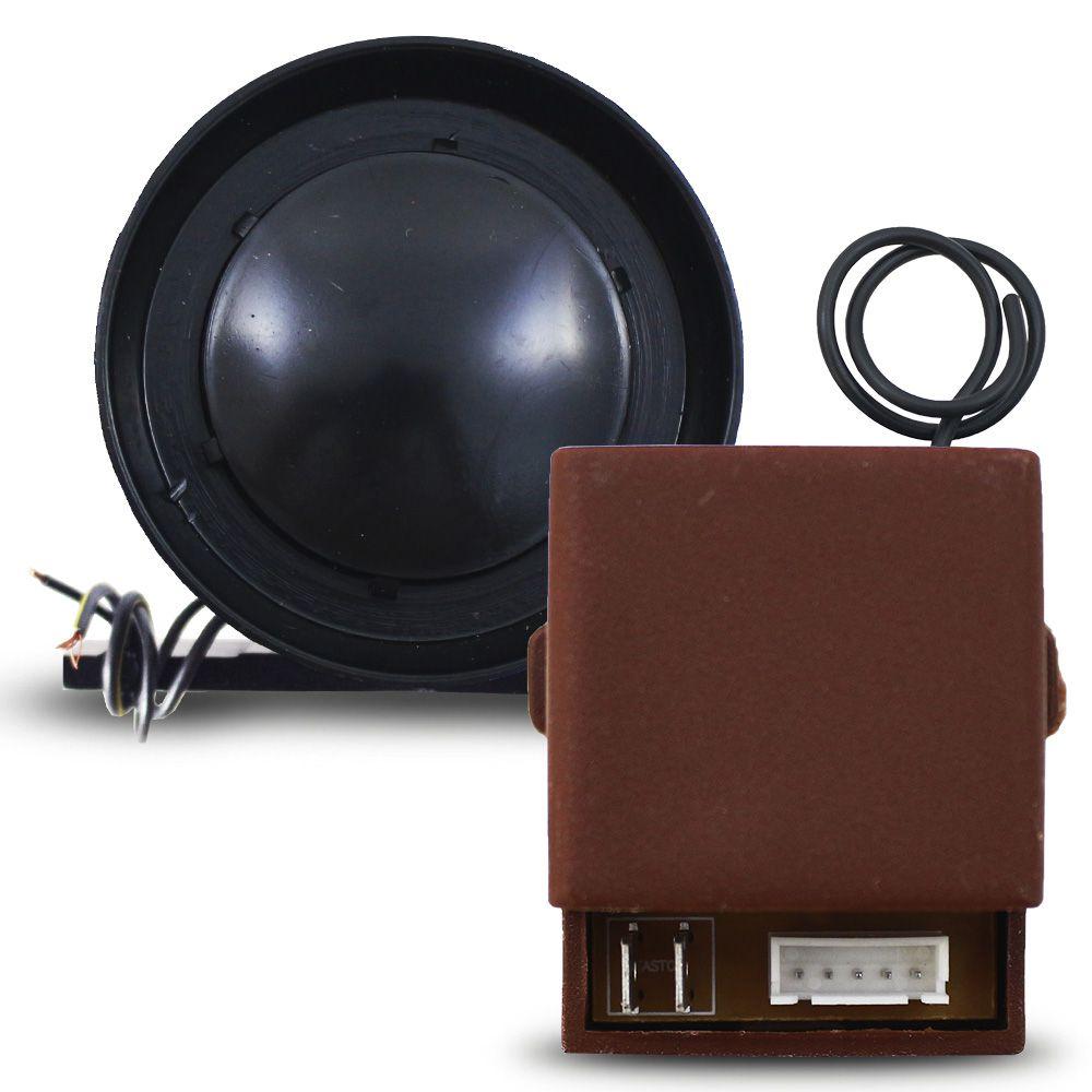 Bloqueador Automotivo Veicular Sonar Controle Presença