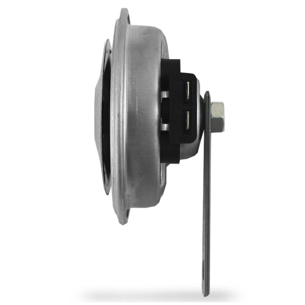 Buzina Automotiva Paquerinha Disco Fiamm HK-9 H 12v Universal Agudo Eletromagnética Peça