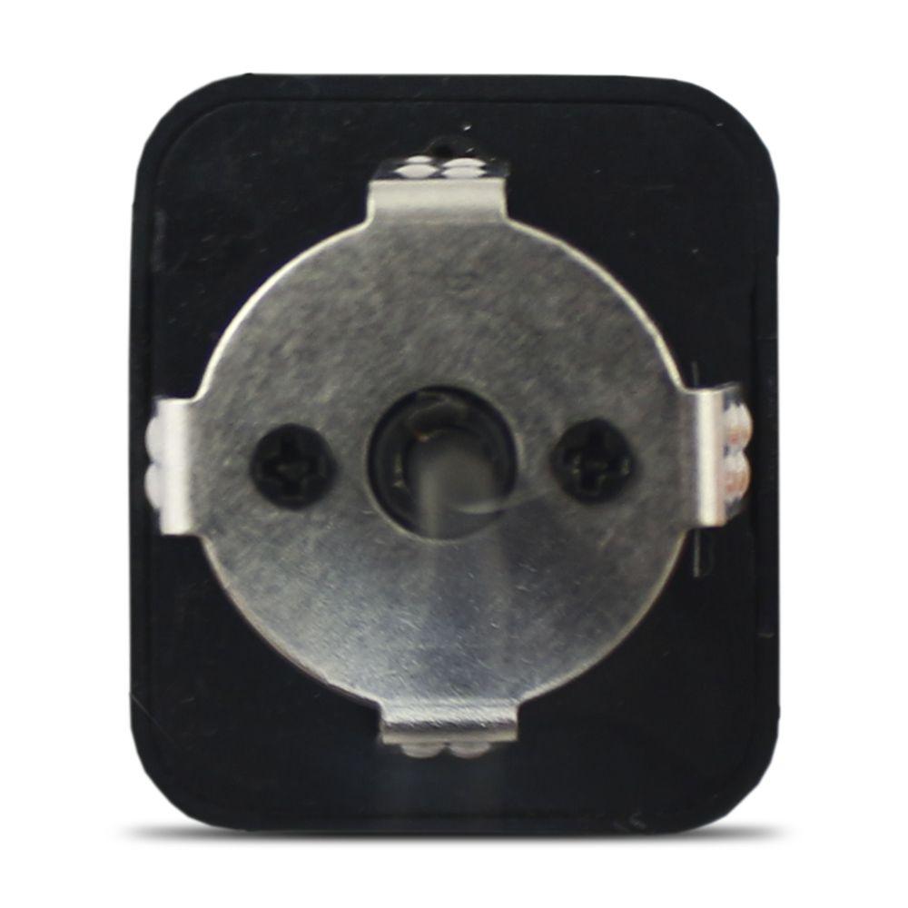 Camera de Ré Estacionamento Automotiva Ray X Tartaruga Universal Resistente a Água com Linha