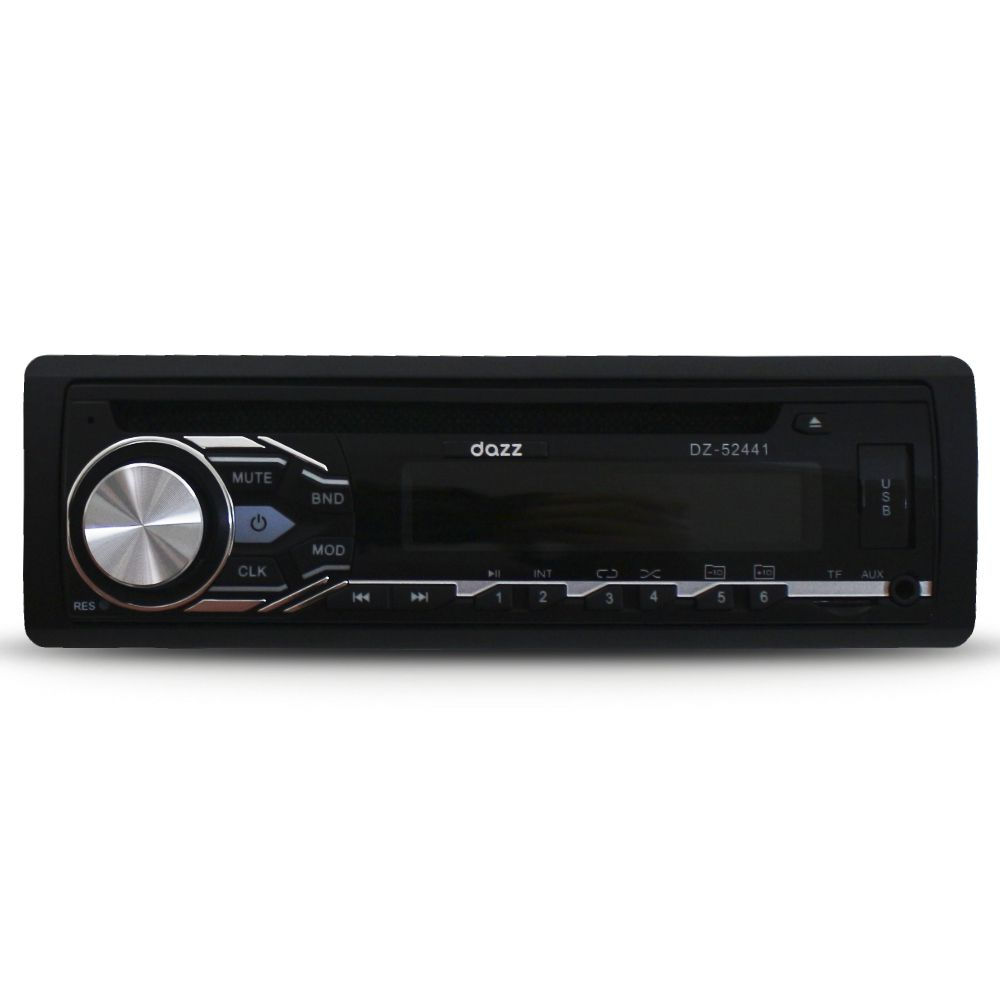 Cd Player Automotivo Dazz DZ-52441 Usb Mp3 Som Toca Fm