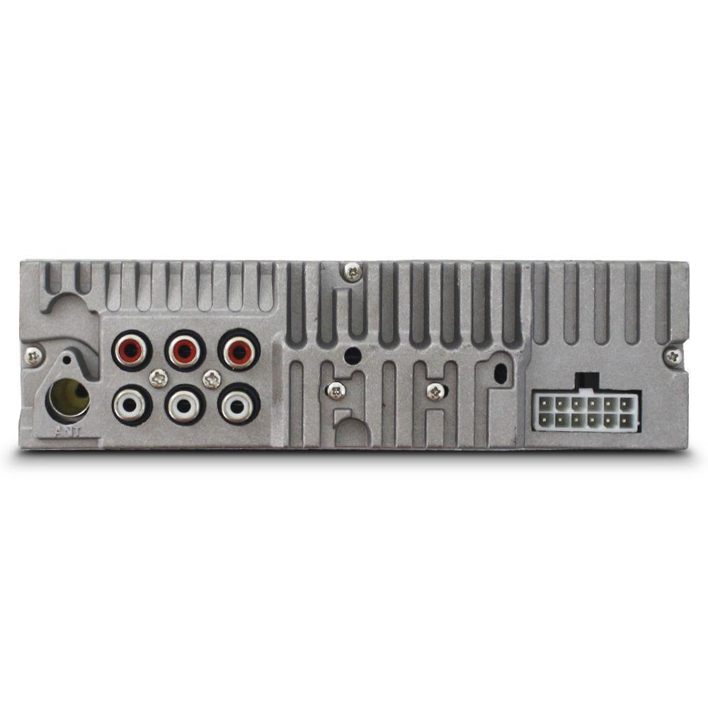 Cd Player Automotivo Ray X Usb Mp3 Sd Aux Som Toca Fm
