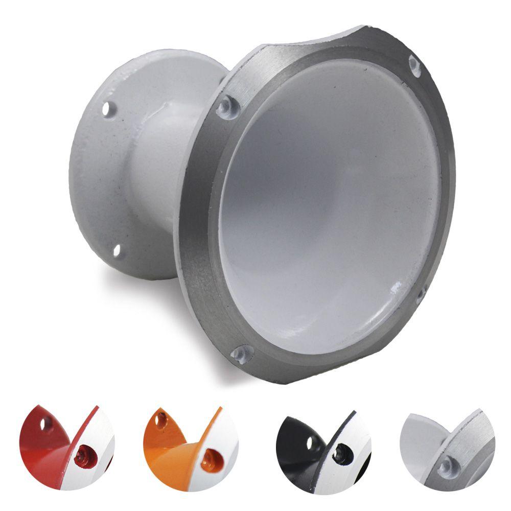 Corneta Cone Alumínio HL-1450 Curta Parafuso Colorido