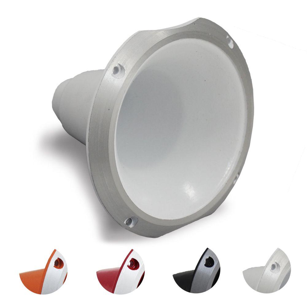 Corneta Cone Alumínio HL-1450 Curta Rosca Colorido