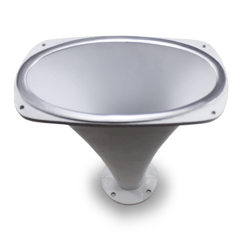 Corneta Cone Alumínio HL-2650 Longo Parafuso Ovalada Gde