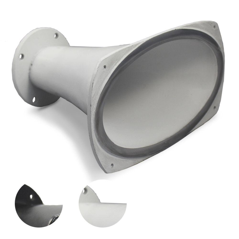 Corneta Cone Alumínio HL-2650 Longo Parafuso Ovalada Méd