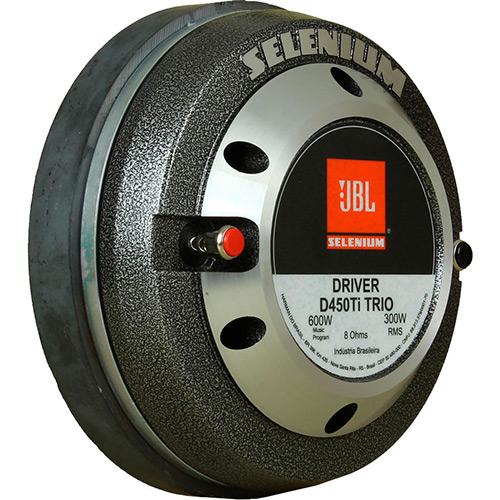 Driver Jbl Selenium D450Ti Trio titânio 300 wrms