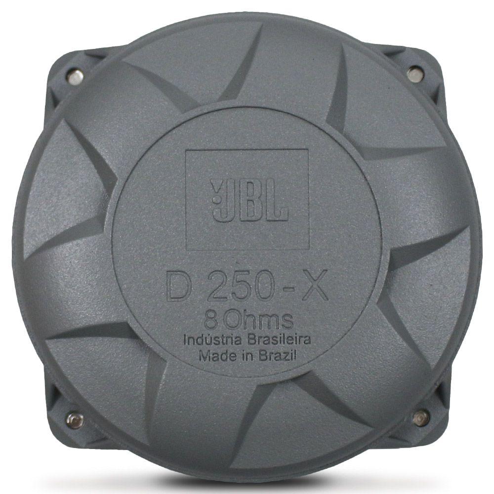 Driver Jbl Selenium D250-X 100 Rms 8 Ohms Fenólico