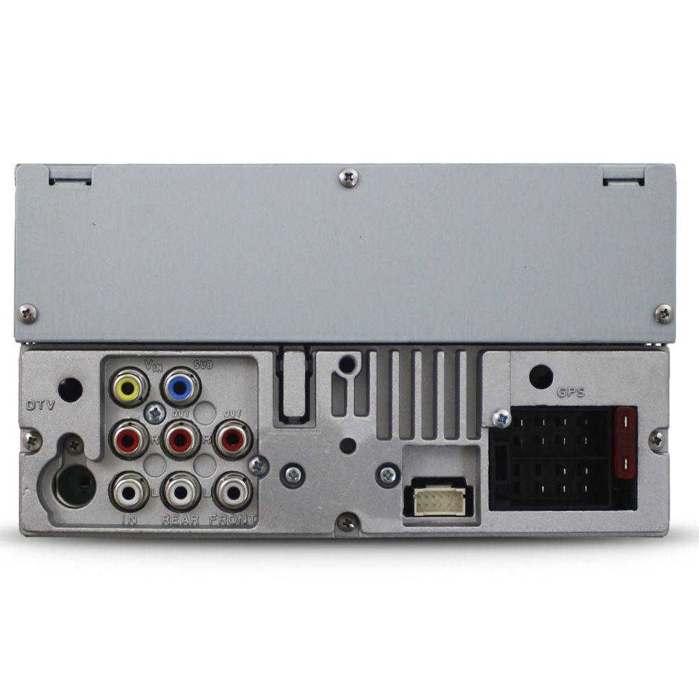 Dvd Player 2 Din Tela 6.2 Pol Positron SP8530-BT Bluetooth