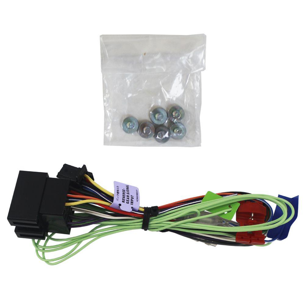 Dvd Player Automotivo 2 Din Tela 6.2 Polegadas Pionner AVH-G218BT Bluetooth Usb Fm Entrada Câmera Ré Comando Som Volante