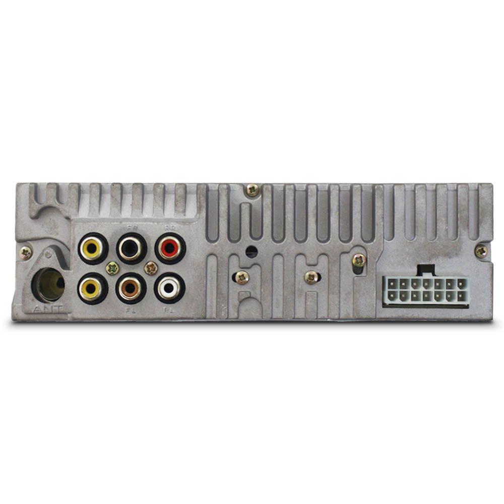 Dvd Player Automotivo Tela 3 Pol Dazz Bluetooth Usb Fm