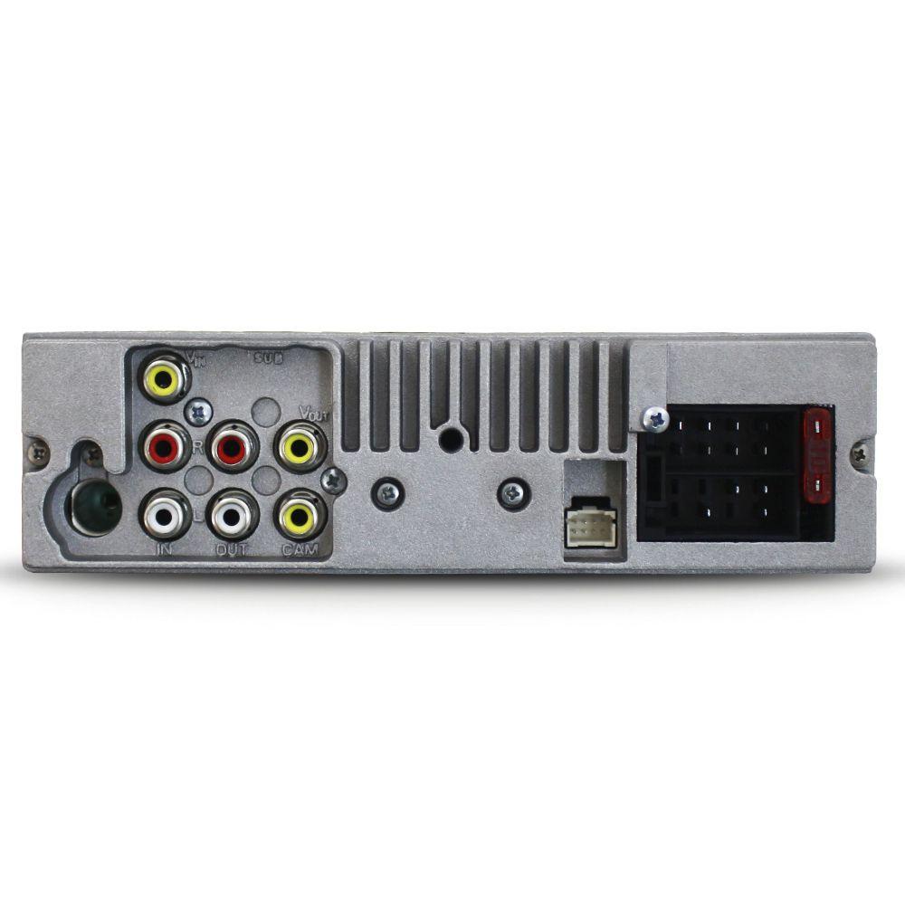Dvd Player Tela 3 Pol Positron SP4340-BT Bluetooth Usb Fm