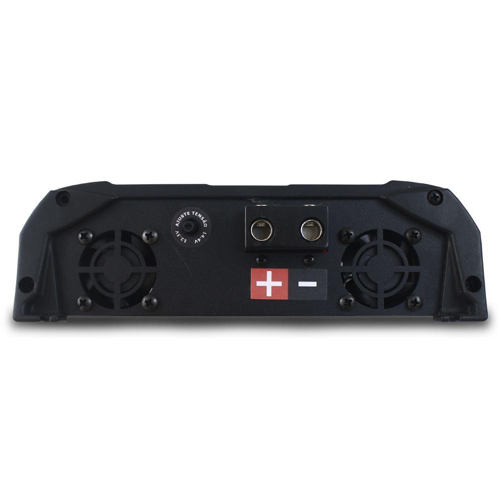 Fonte Automotiva Expert 120-a Bivolt Digital 12v FX-120 Smart Cooler Voltímetro Amperímetro Smart Charger
