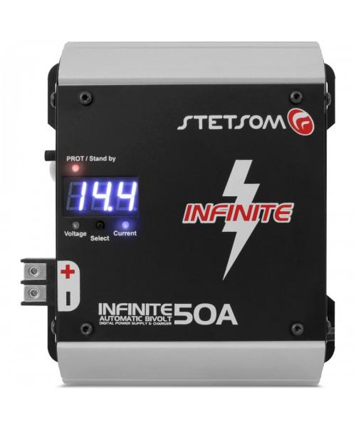Fonte Automotiva Stetsom 50a Infinite 50 amperes