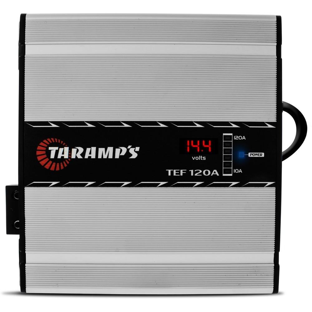 Fonte Taramps Tef-120a 120 amperes Bivolt Digital