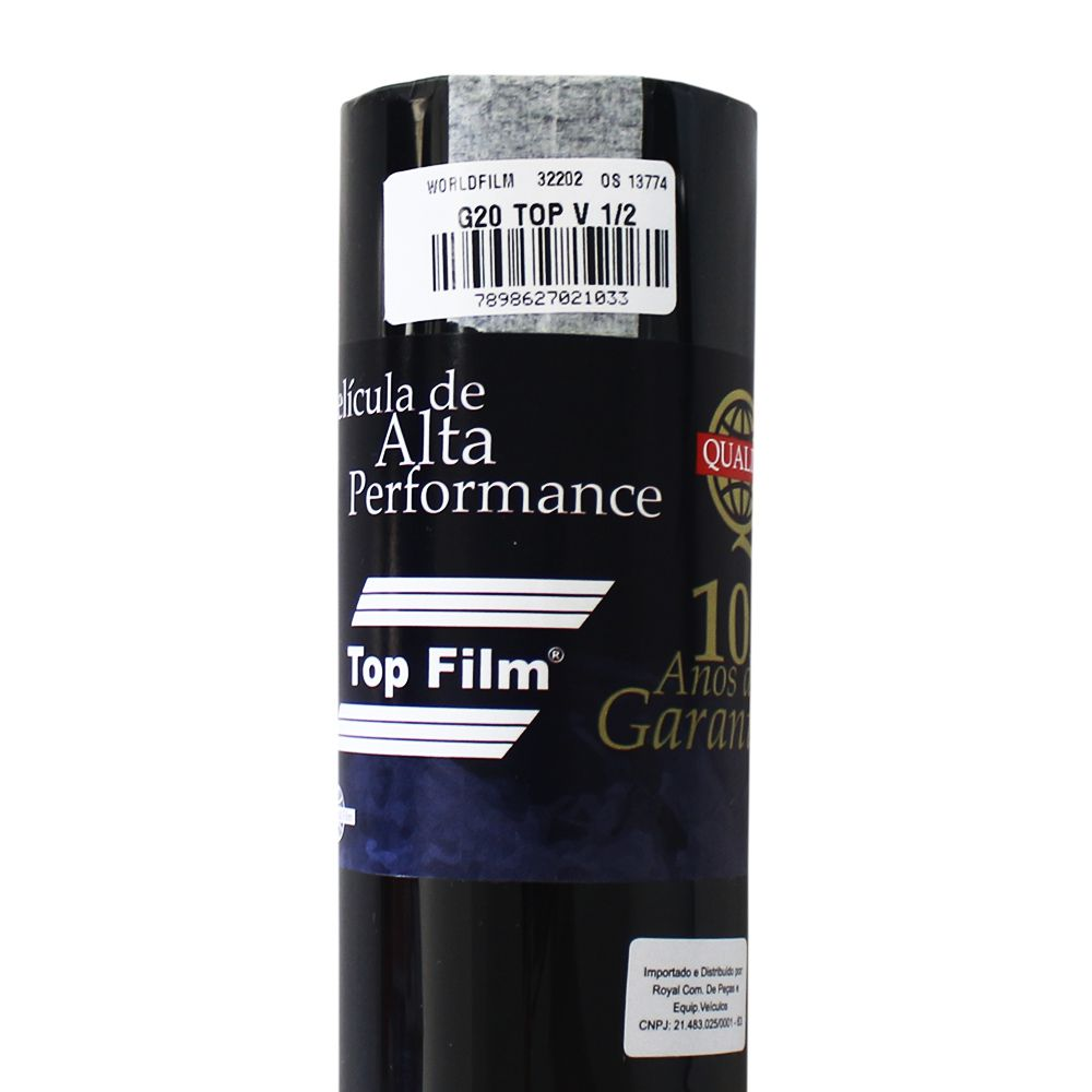 Insulfilm G20 Profissional World Film Bobina 1,58 x 15m