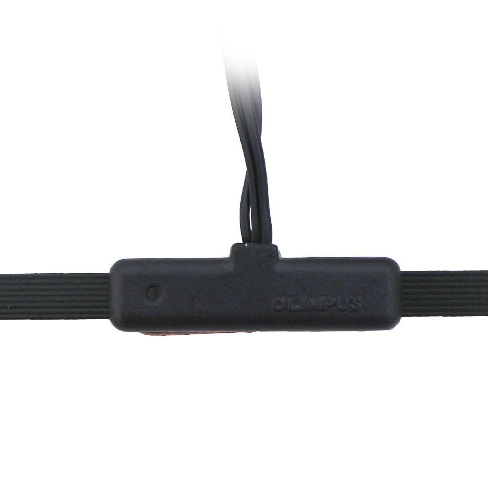 Kit Antena Automotiva Interna Amplificada Universal Olimpus VITRA 1000 Dvd Central Multimidia Mp5 Mp3 Cd Player 12 Peças