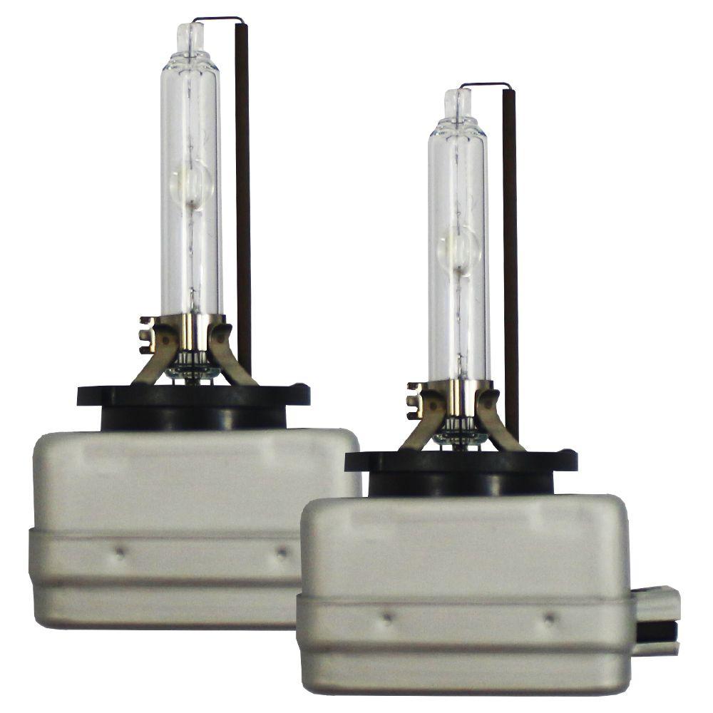 Kit Lampada Xenon D1S 12v 24v 5500k 35w Ray X Original Bivolt Reposiçao Par