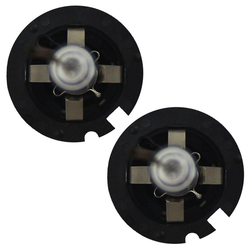 Kit Lampada Xenon D2R 12v 24v 5500k 35w Ray X Original Bivolt Reposição Par