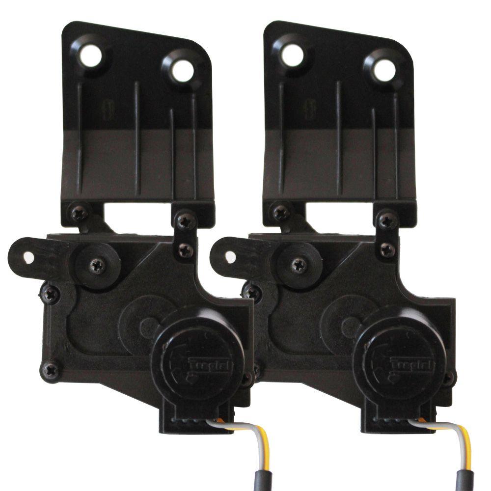 Kit Trava Elétrica HB20 4 Portas Mono Tragial HB4 Original 4P