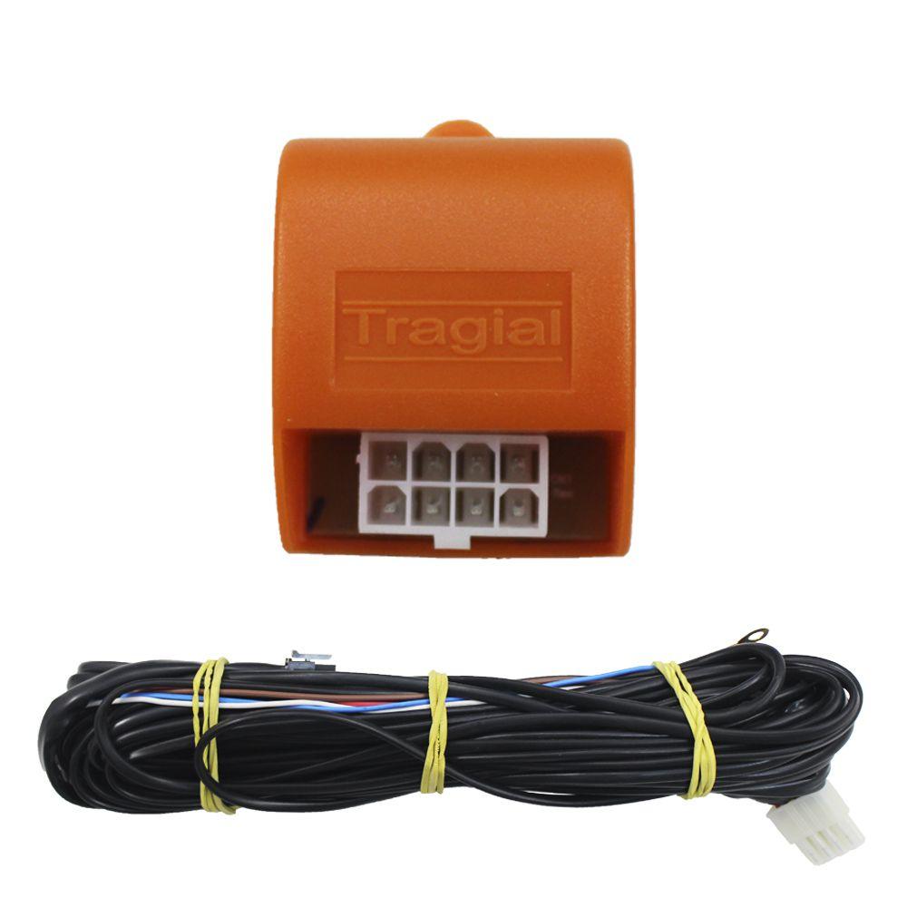 Kit Trava Elétrica Palio G2 2012 Em Diante 4 Portas Mono Tragial FT4 Original 4P