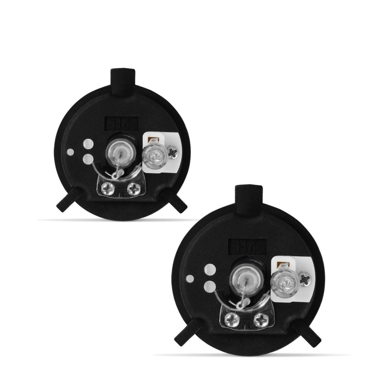 Kit Xenon Lampada H4 Duplo 8000K Gc 35 w