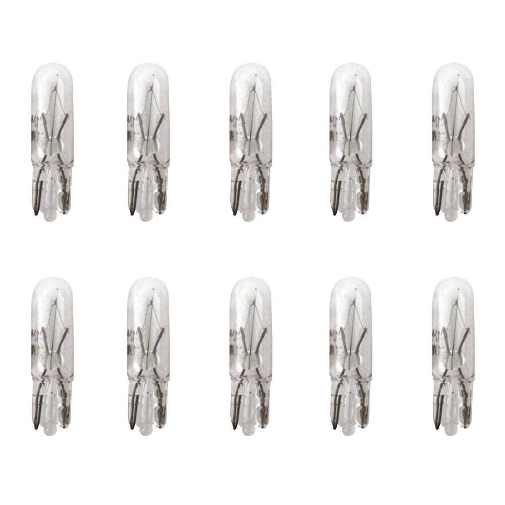 Lampada Incandescente 12v 1,2w Pinguinho Painel Placa